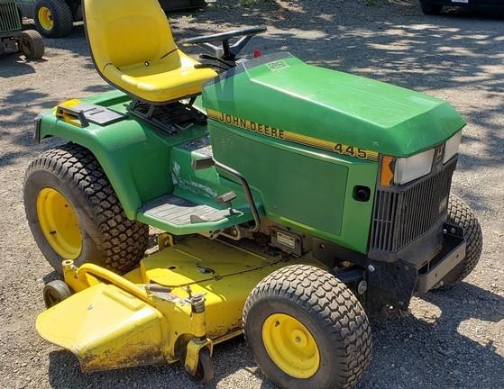 John Deere 445 >> 1995 John Deere 445 Lawn Garden Tractors John Deere Machinefinder