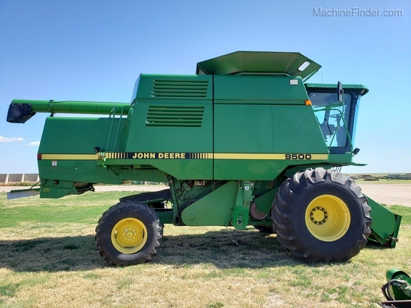 1995 John Deere 9500