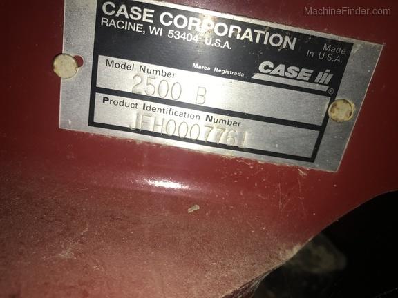 Photo of Case IH 2500B