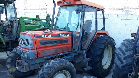 Kubota M1-75