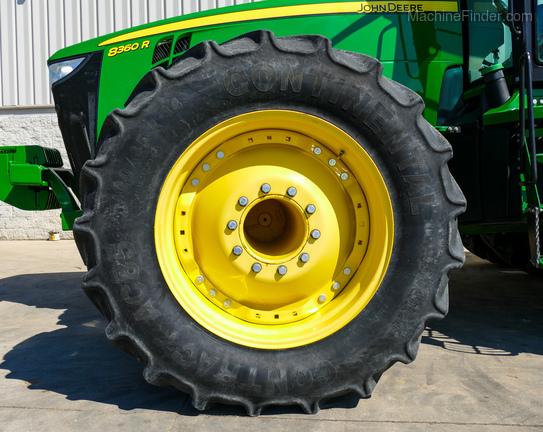 2012 John Deere 8360R-19