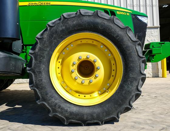 2012 John Deere 8360R-22
