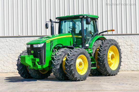 2012 John Deere 8360R-0