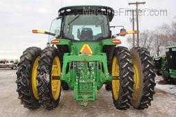 2014 John Deere 8245R-5