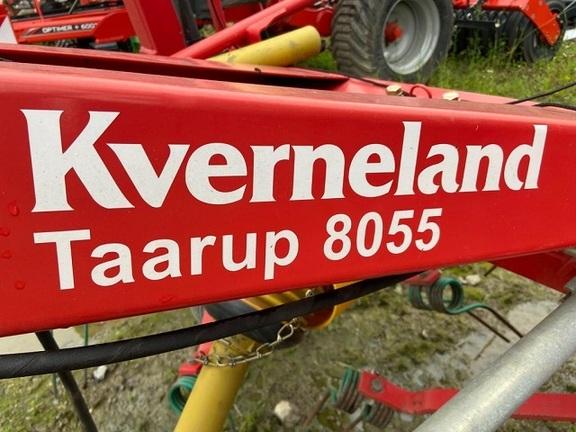 Kverneland Taarup 8055 Tedder