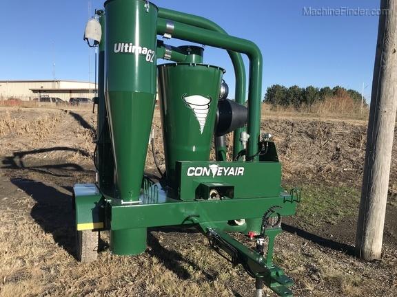 Green Line Equipment - Grain Vacuums