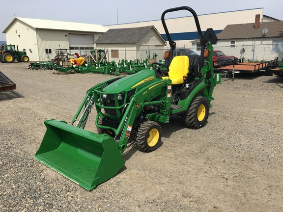 2019 John Deere 1025R TLB - Compact Utility Tractors - John Deere  MachineFinder