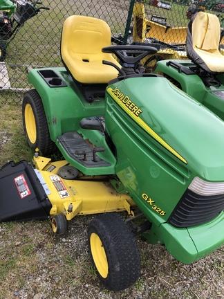 2002 John Deere 325 - Lawn & Garden Tractors - John Deere MachineFinder