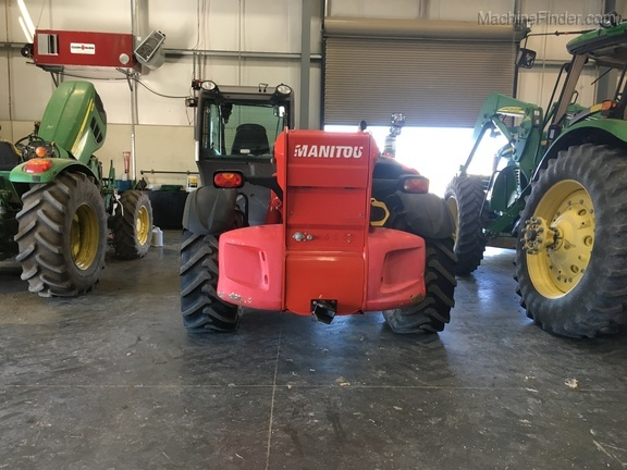 2015 Manitou MLT 960
