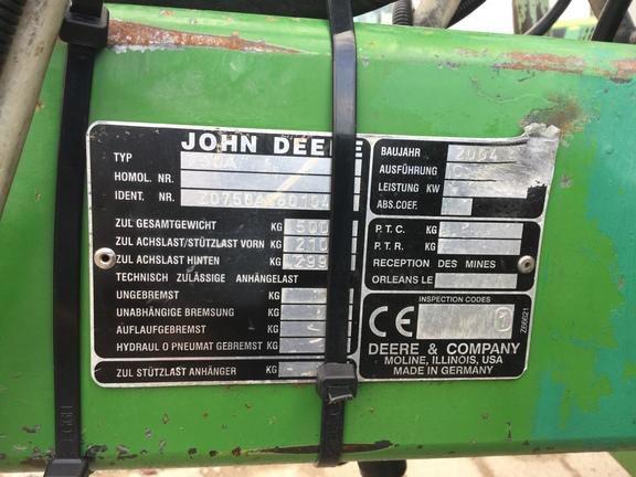 John Deere 750A