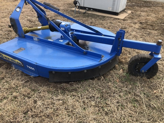 2009 New Holland 715GC