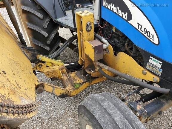 2006 New Holland TL90A Image 11