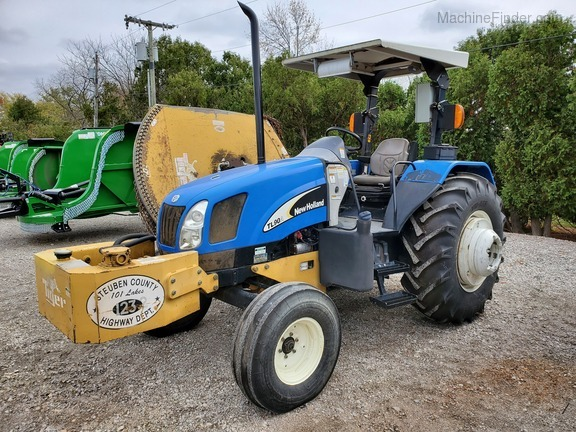 2006 New Holland TL90A Image 2