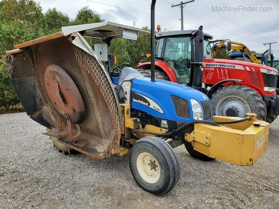 2006 New Holland TL90A Image 3