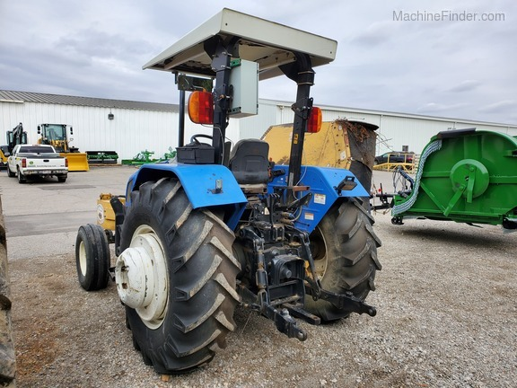 2006 New Holland TL90A Image 7