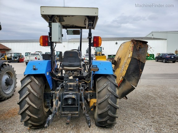 2006 New Holland TL90A Image 6