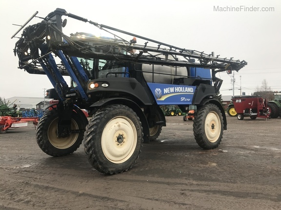2013 New Holland SP.275F Image 3