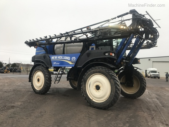 2013 New Holland SP.275F Image 2