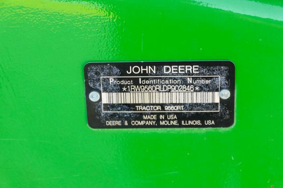2013 John Deere 9560RT-31