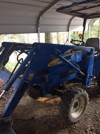 2008 New Holland T1520