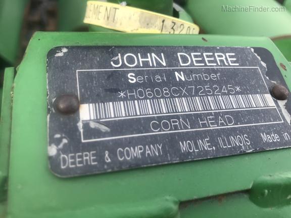 Photo of 2008 John Deere 608C
