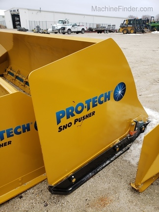 2017 Pro-Tech Sno Pusher IS14L