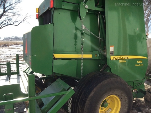 2016 John Deere 469 Silage Special Image 2