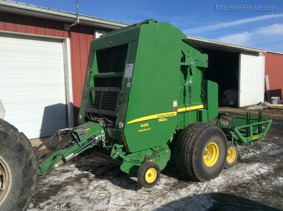 2016 John Deere 469 Silage Special Image 1