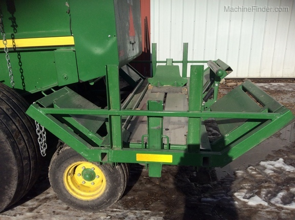 2016 John Deere 469 Silage Special Image 6