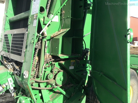 2016 John Deere 469 Silage Special Image 8