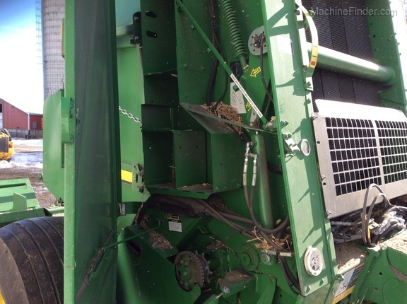 2016 John Deere 469 Silage Special Image 10