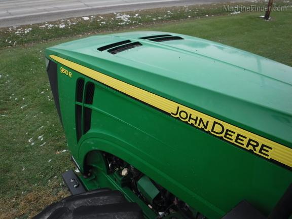 John Deere 9510R