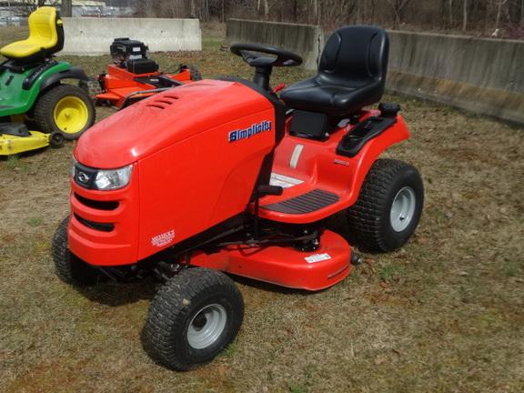 2014 Simplicity REGENT EX22/38 - Lawn & Garden Tractors - John Deere  MachineFinder