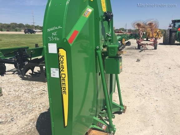 Green Line Equipment - John Deere MX7 2019