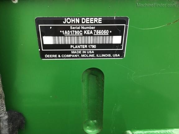 2014 John Deere 1790