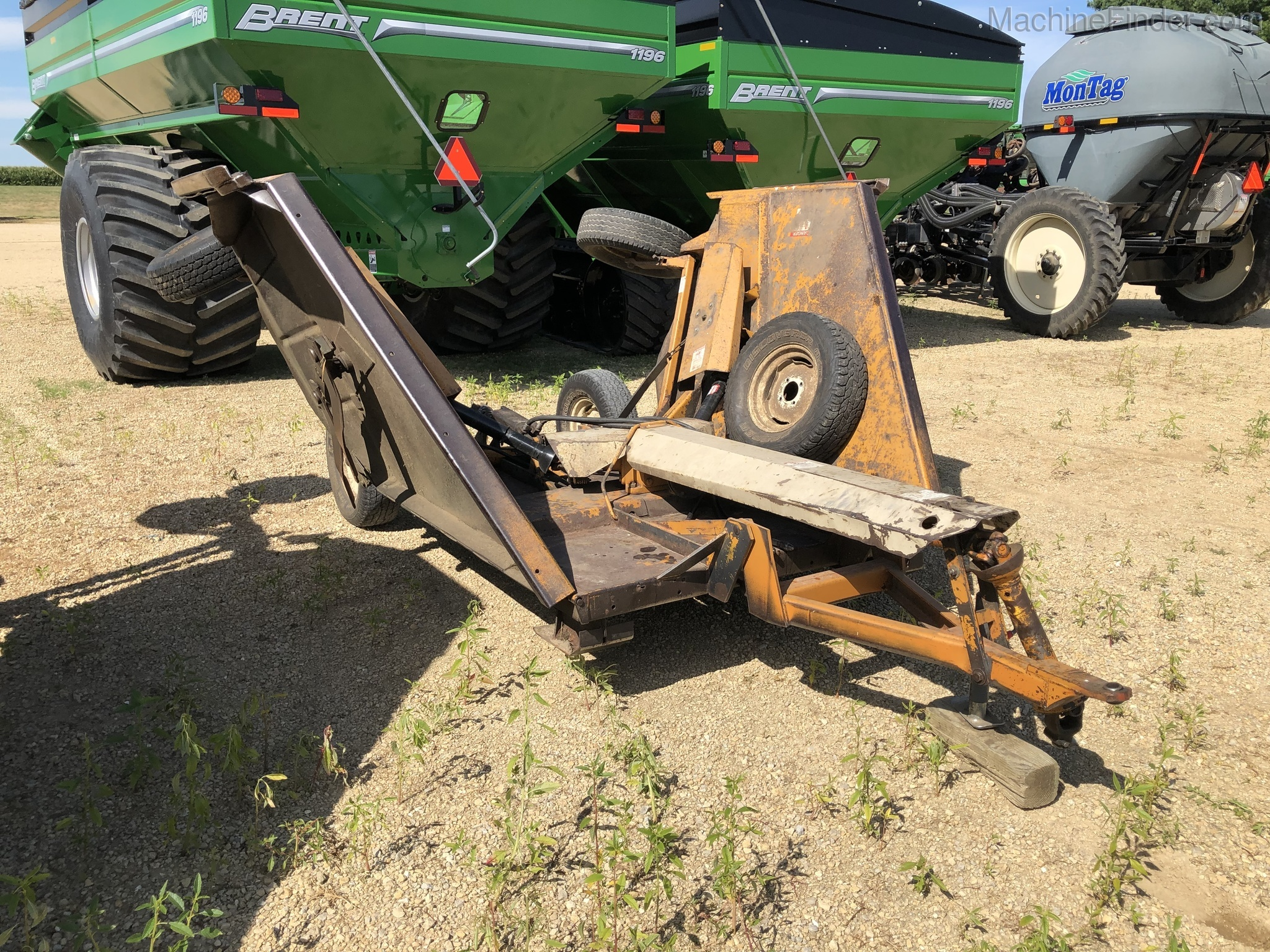 Woods HD315 Rotary Cutters: Heavy-Duty for Sale | [114085]