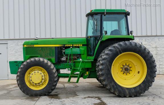 1994 John Deere 4960-5