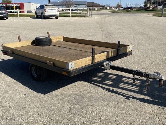 1976 John Deere Snowmobile Trailer Image 3