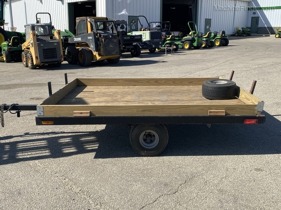 1976 John Deere Snowmobile Trailer Image 6
