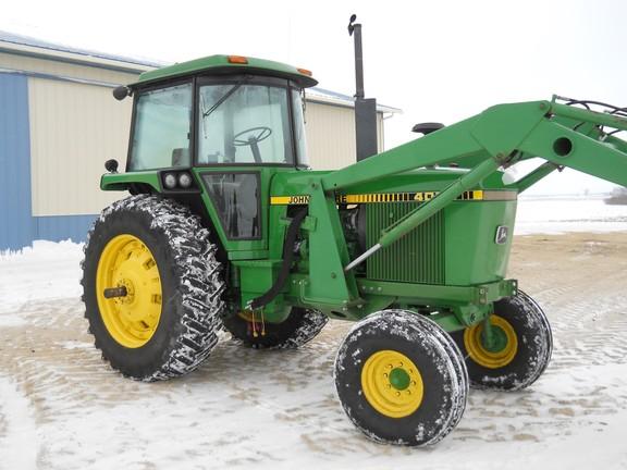 1983 John Deere 4050 - Row Crop Tractors - John Deere MachineFinder