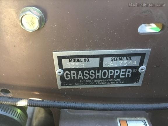 Photo of 2015 Grasshopper 335