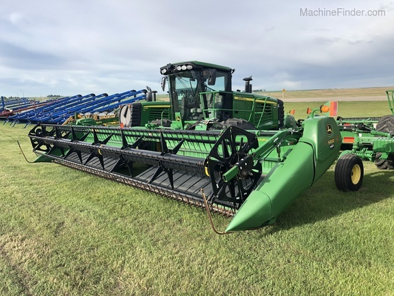 2011 John Deere D450 1E0D450XPBB371511 | Used Windrowers for