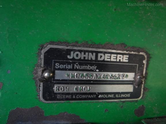 John Deere 653A