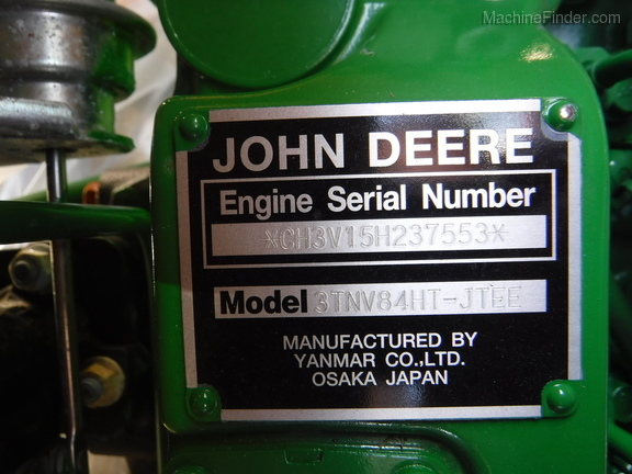 John Deere MIA12404