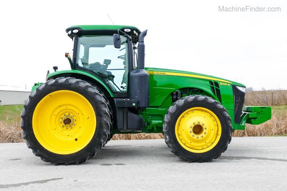2013 John Deere 8335R-4