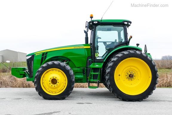 2013 John Deere 8335R-5