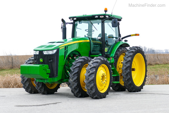 2013 John Deere 8335R-0
