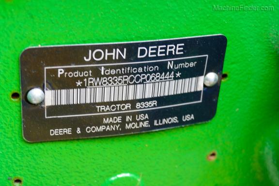 2013 John Deere 8335R-36