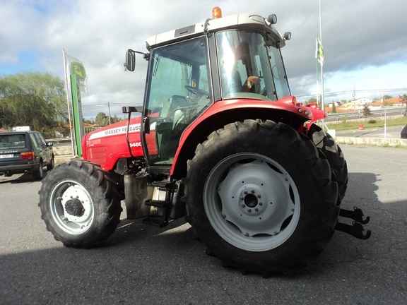 Massey Ferguson 5640 4RM