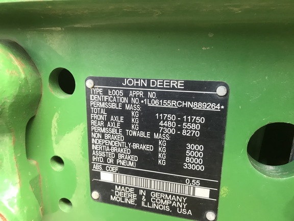 John Deere 6155R